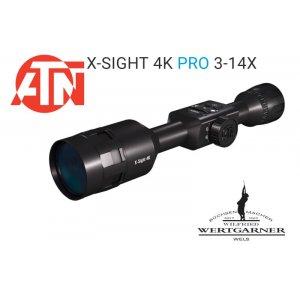 ATN X-Sight-4k Pro 3-14x