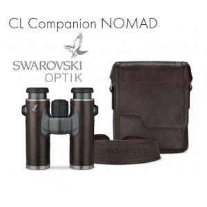 SWAROVSKI CL Companion NOMAD 8x32 & 10x32