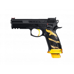 CZ75 SP01 Shadow ProTuning gold 9mm