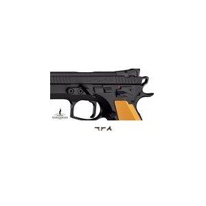 Pistole CZ 75 Tactical Sports orange 9 Para