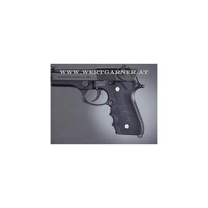 HOGUE Griffschalen für Beretta 92 / 96