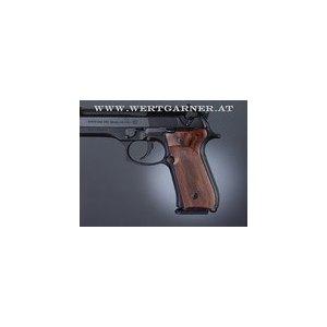 HOGUE Griffsschalen für Beretta 92F, 92F-S, 92SB, 96, M-9