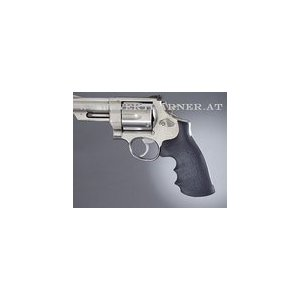 HOGUE Gummigriff für S&W Revolver mit N-Rahmen Square Butt