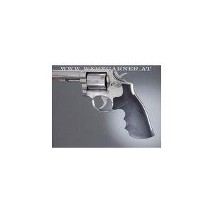 HOGUE Gummigriff für S&W Revolver mit K- oder L-Rahmen Square Butt