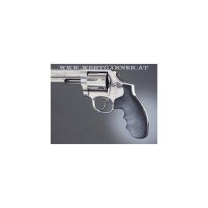 HOGUE Gummigriff für S&W Revolver mit K- oder L-Rahmen Round Butt