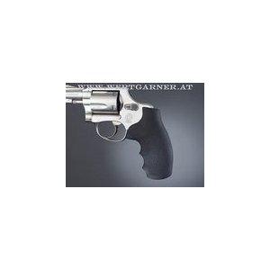 HOGUE Gummigriff für S&W Revolver mit J-Rahmen Round Butt