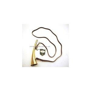 Lederband für Signalhorn