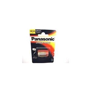 CR 123 Batterie 3V Lithium Power