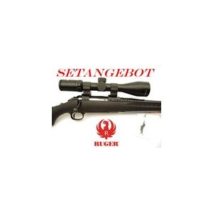 RUGER American Rifle, 2,5-10x50 Leuchtabsehen .308 Win. .30-06 Sprg.