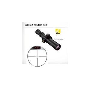 NIKON mit Entfernungsmesser 2,5-10x40