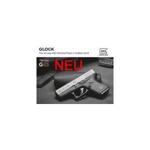 GLOCK G43 9x19