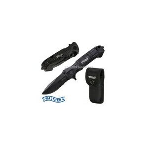 Walther Black Tac Einhandmesser