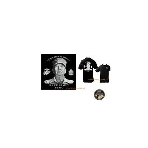 GLOCK Roland Lee Ermey GUNNY T.-Shirt