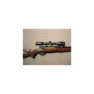 Mauser .243 Win. CUSTOM MADE Black & Gold
