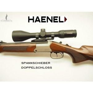 HAENEL BBF 8x57IRS, 12/70 Spannschieber