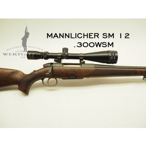 Mannlicher SM12 .300WSM