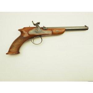 Perkussion Pistole .44 Stecher