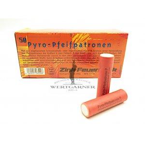 Pyro Pfeifpatronen, Raketenpfeifgeschoss 15mm