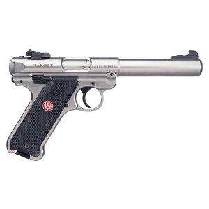 Ruger Mark IV Target 22 L.R. Stainless