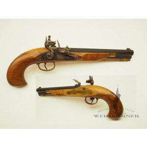 Steinschloss Pistole .45