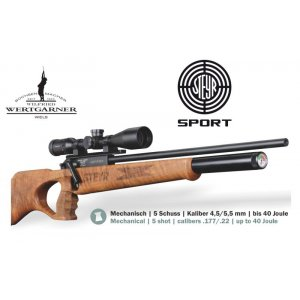 STEYR Sport Hunting 5 Automatic