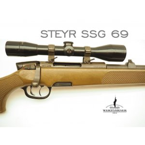 Steyr SSG 69 Kahles ZF69