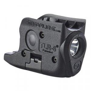 Streamlight TLR-6 taktischer Laser/Licht für Glock 42/43/43X/48 ohne Schiene