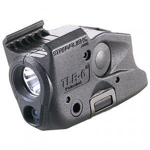 Streamlight TLR-6 taktischer Laser/Licht für Glock 43X/48 mit Schiene