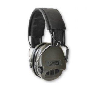 MSA Sordin SUPREME BASIC grün, Elektronischer Gehörschutz