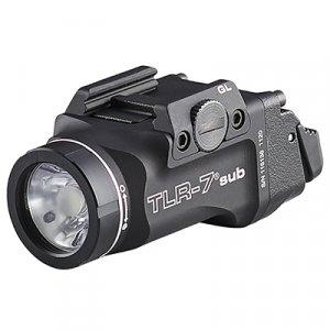 Streamlight TLR-7® sub, taktisches Licht für Glock 43/48