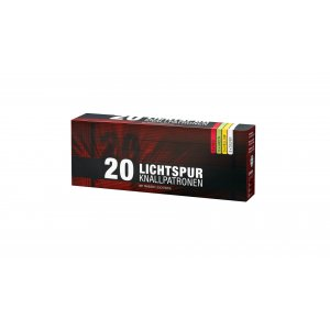 Lichtspur Knallpatronen 15mm