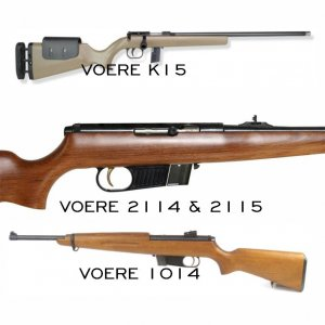 VOERE Magazin, Auto .22Lr 8 Schuss