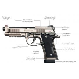 Beretta 92X Performance 9 mm Luger