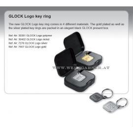 GLOCK Schlüsselanhänger GLOCK-LOGO
