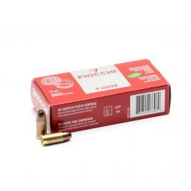 Fiocchi 9mm Luger EMB Spezialmunition