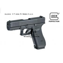 GLOCK 17 Gen. 5 9mm P.A.K.