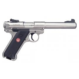 Ruger Mark IV Target 22 L.R. Stainless