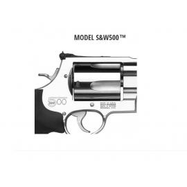 SMITH & WESSON  500 CAL. 500 S&W 6 1/2