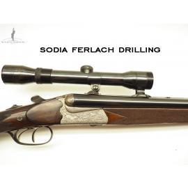 FERLACH Drilling 7x65R 16/70