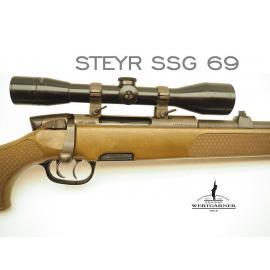 Steyr SSG 69 Kahles ZF69